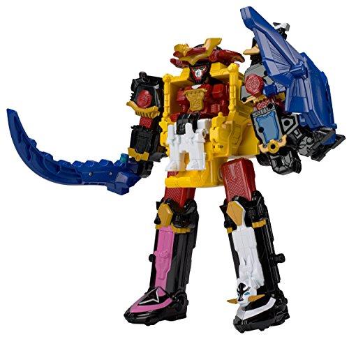Power Rangers Super Samurai Zord & Figure Set With