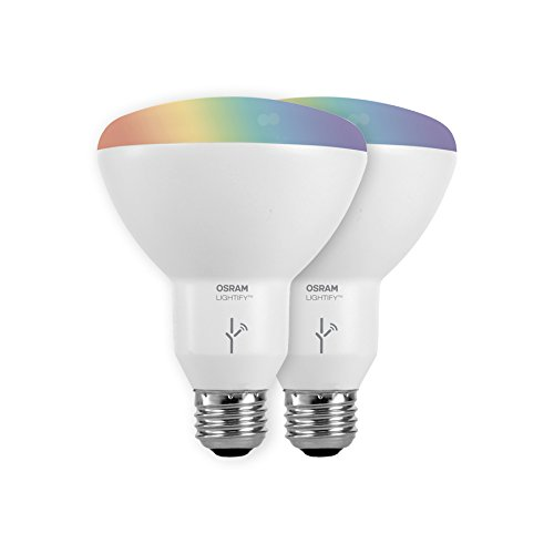Sylvania Smart Zigbee Full Color A19 Led Bulb Works With