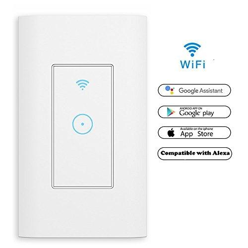 Smart Light Switch Wi Fi Switch In Wall Wireless Switch
