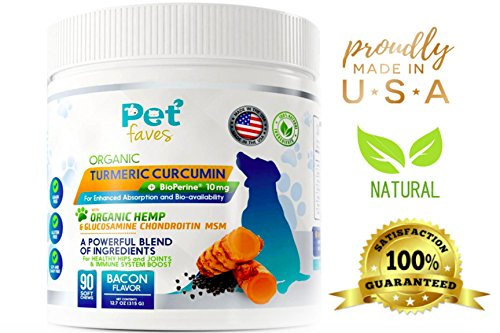 Advanced All Natural Elite Dog Joint Formula Fast Acting