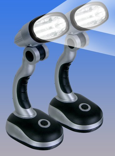 Light It By Fulcrum Led Wireless Motion Sensor Table