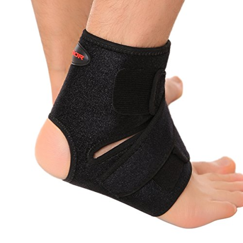 Our ankle support provides many benefits, including: - Our ankle stabilizer can fully wrap your bare ankle joint to relieve overmuch burden during exercise, ...