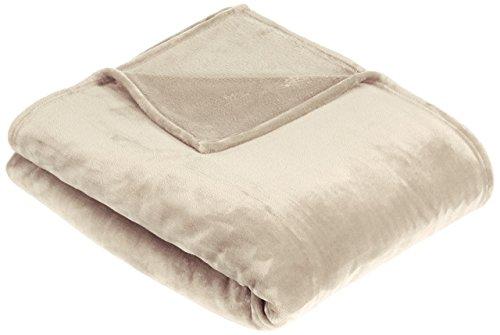 Lbro2m Fleece Bed Blanket Super Soft Warm Fuzzy Velvet