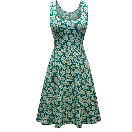 Styleword Women S Sleeveless Summer Casual Floral